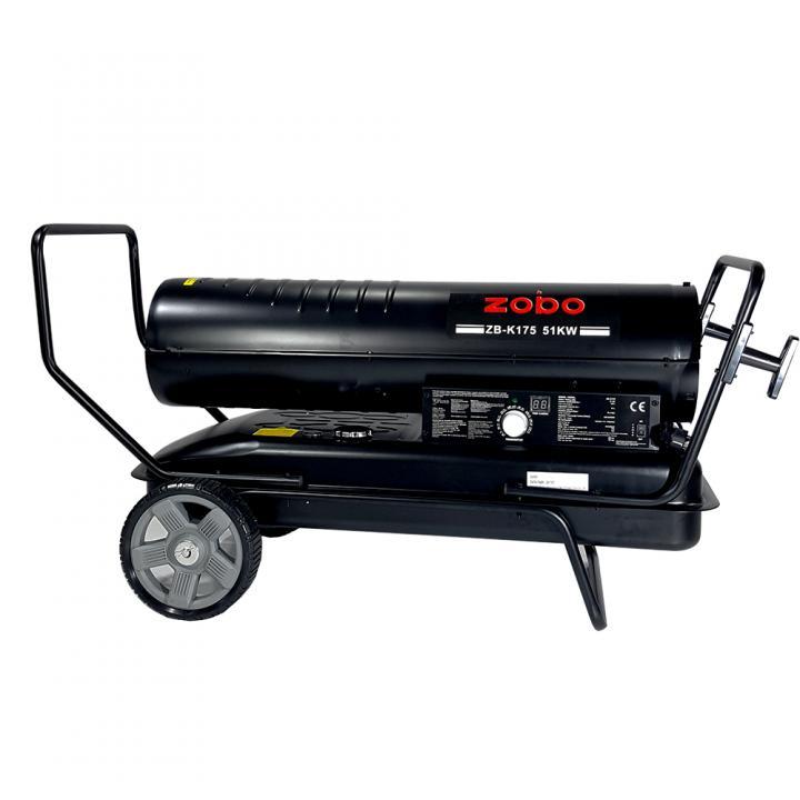 Generator aer cald Zobo ZB-K175, tun de aer cald 51KW