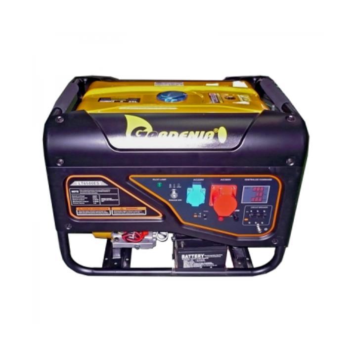 Generator curent electric Gardenia LT 6500S3 5,5KW trifazic