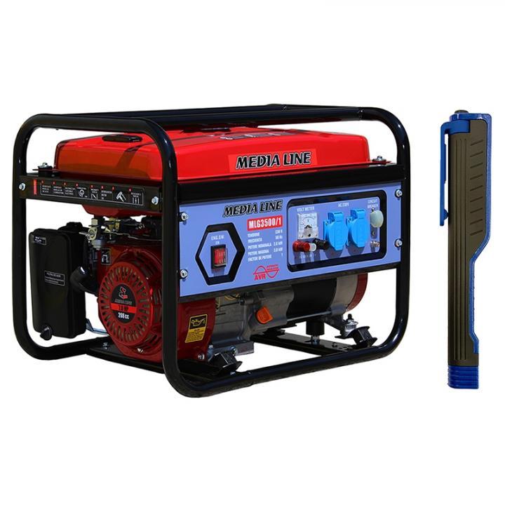 Generator curent monofazat Media Line MLG 3500