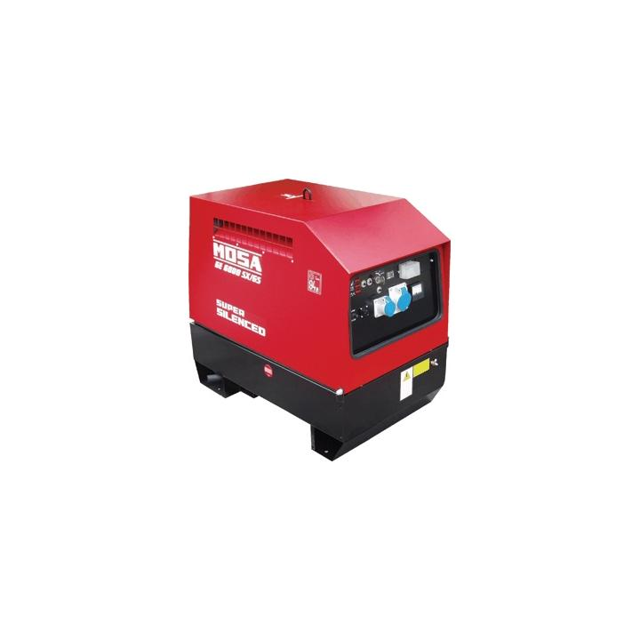 Generator curent Mosa GE 6000 SX/GS-EAS