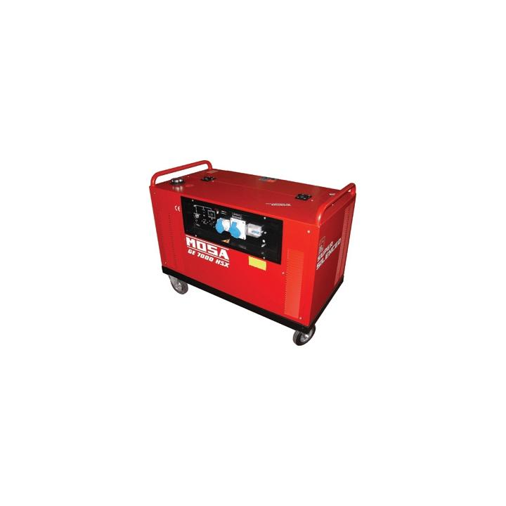 Generator curent Mosa GE 7000 HSX-EAS