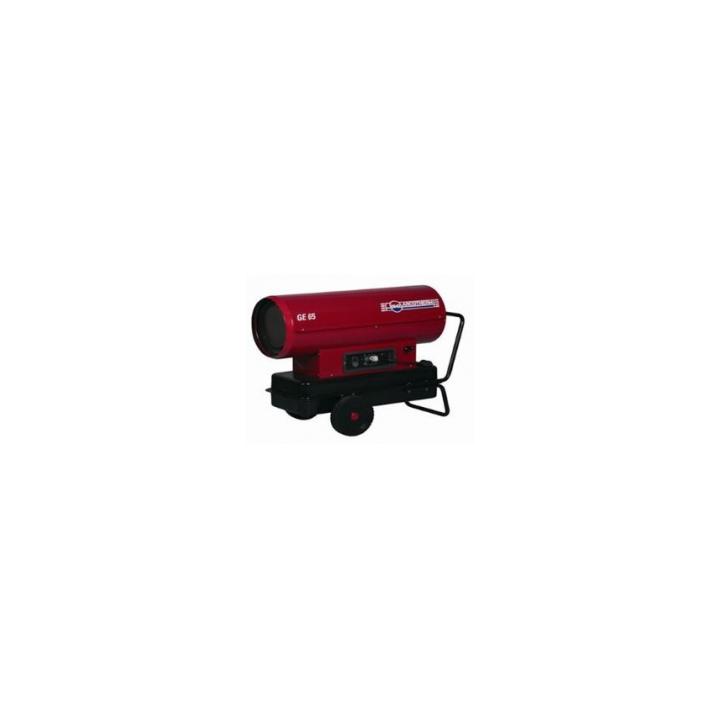 Generator de aer cald Biemmedue GE 65 pe motorina