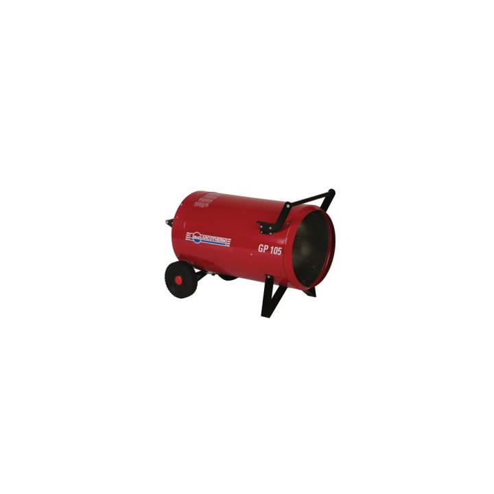 Generator de aer cald Biemmedue GP 105M cu gpl