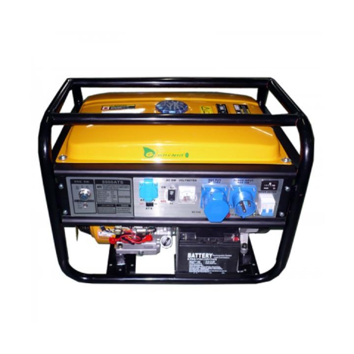 Generator de curent electric Gardenia LT 8000EB-ATS 6.5KW