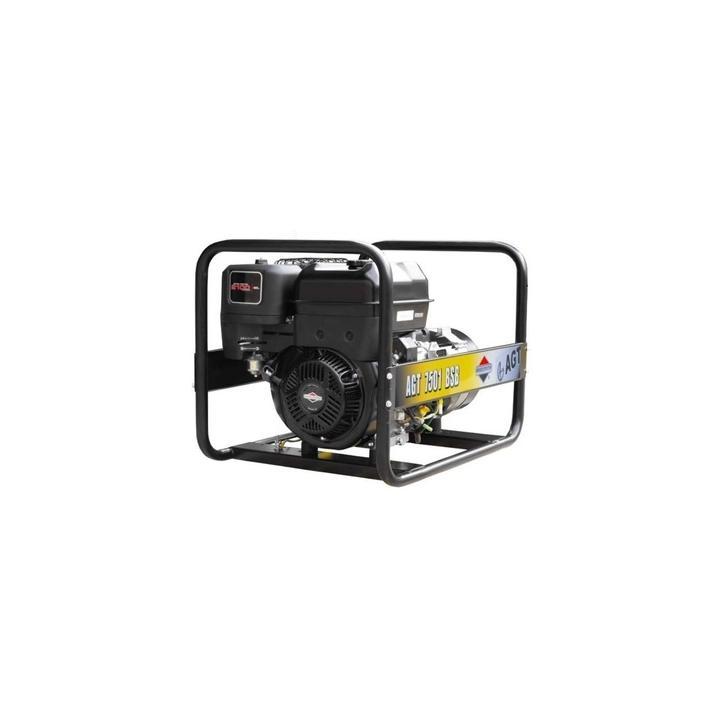 Generator de curent monofazat AGT 7501 BSBE SE
