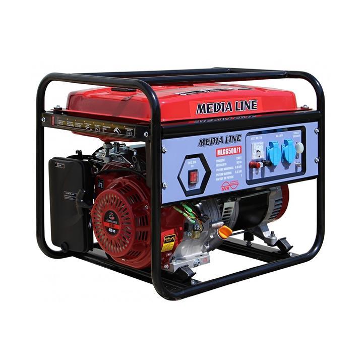 Generator de curent monofazat Media Line MLG 6500/1