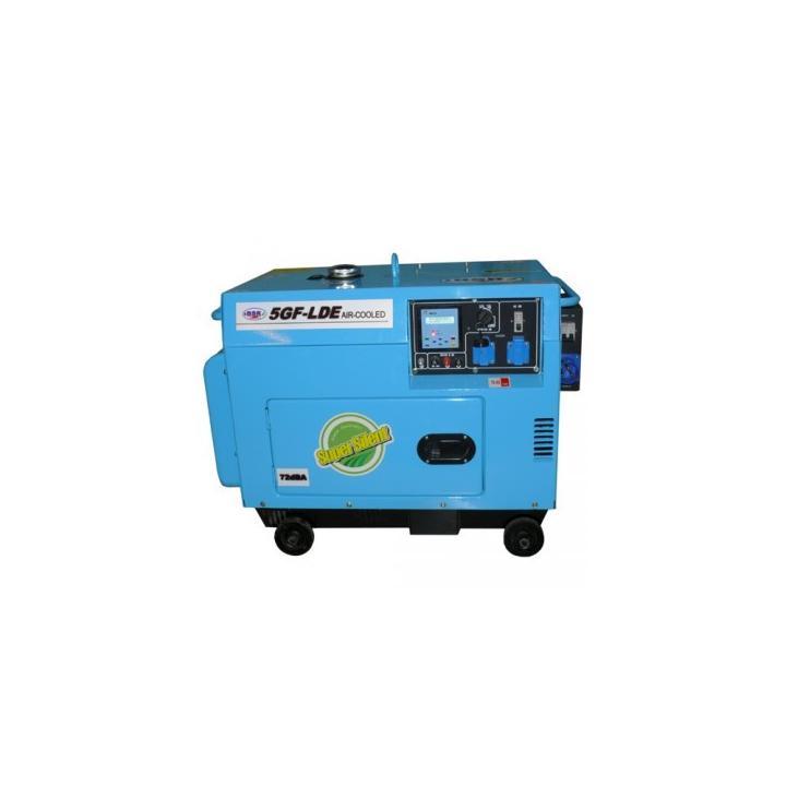 Generator GF-LDE cu automatizare