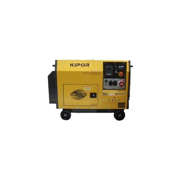 Generator insonorizat Kipor KDE12000TA3