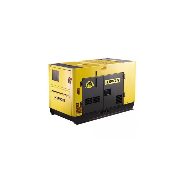 Generator insonorizat Kipor KDE16SS