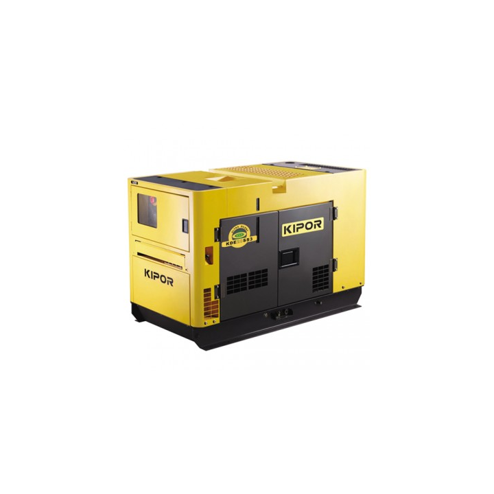 Generator insonorizat Kipor KDE20SS3