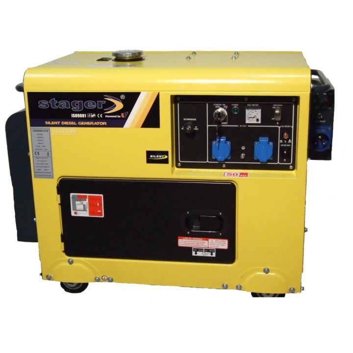 Generator Stager DG 5500S+ATS
