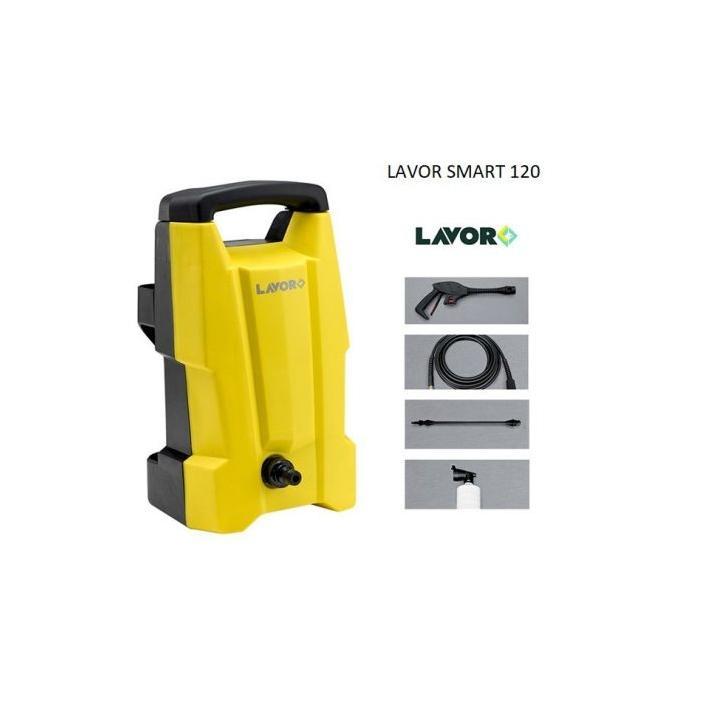 Aparat cu presiune de spalat masina Lavor Smart 120