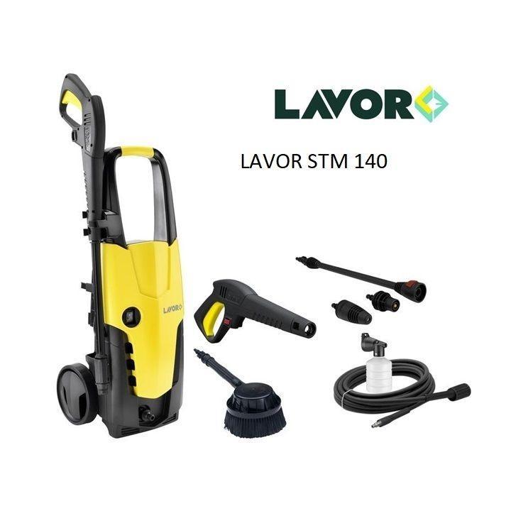 Aparat cu presiune de spalat masina Lavor STM 140