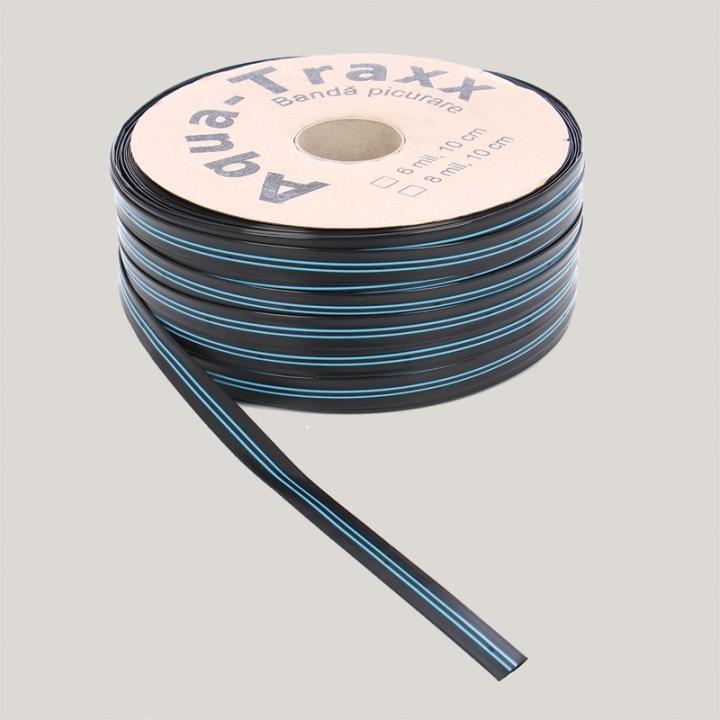 Banda de picurare Aqua Traxx - 5 mil 10 cm 16 mm x 200 m