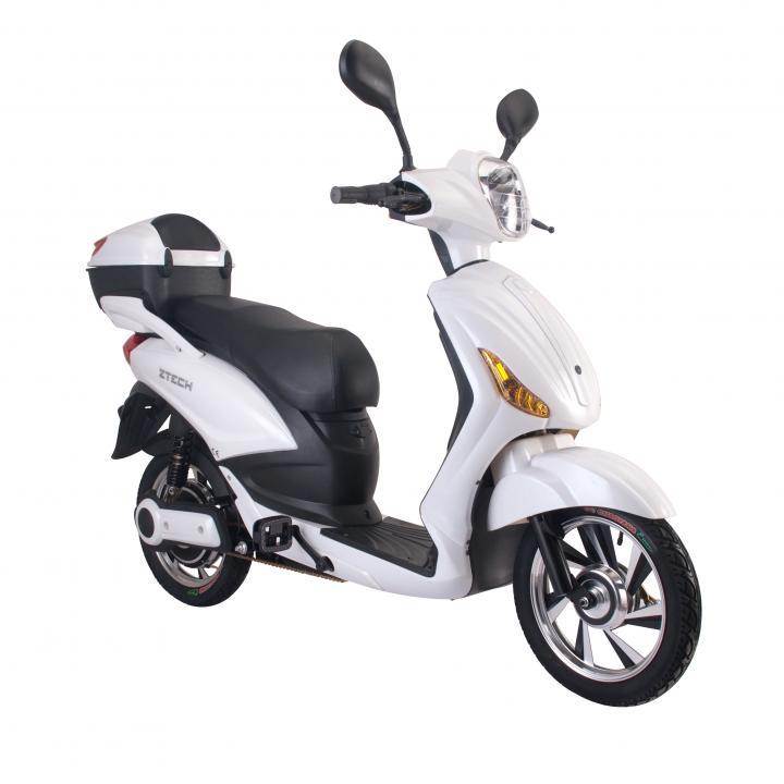 Bicicleta electrica ZT-09 A Classic