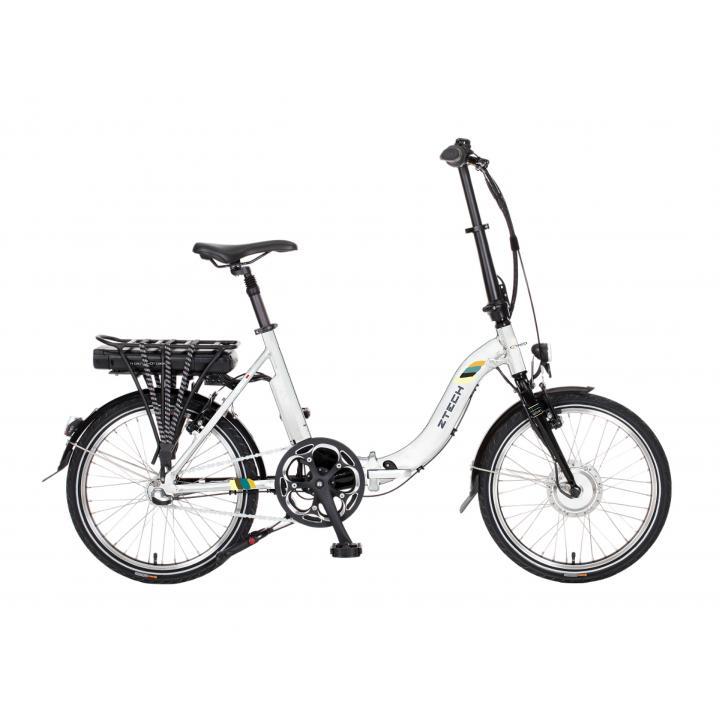 Bicicleta electrica ZT-71 Urban free pliabila