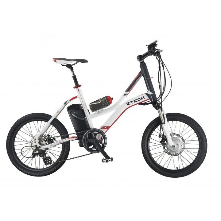 Bicicleta electrica ZT-72 City link sport