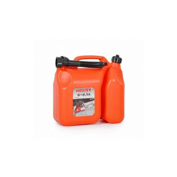 Canistra plastic Hecht 6+2.5 litri