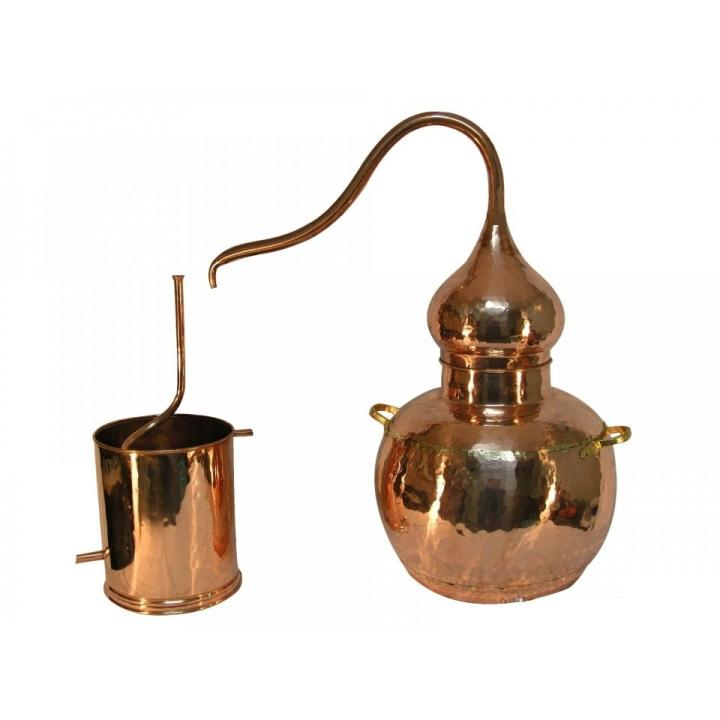 Cazan tuica Al-Ambic 10 litri