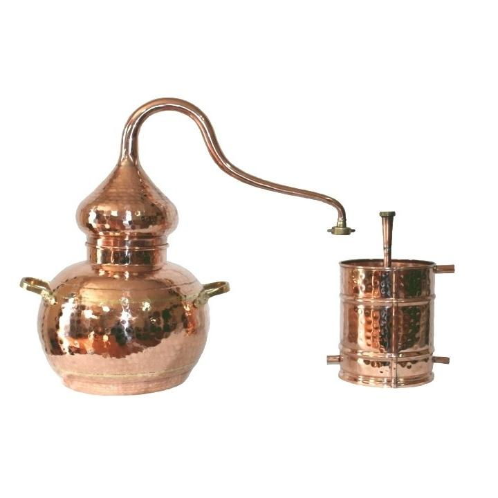 Cazan tuica Al-Ambic 15 litri