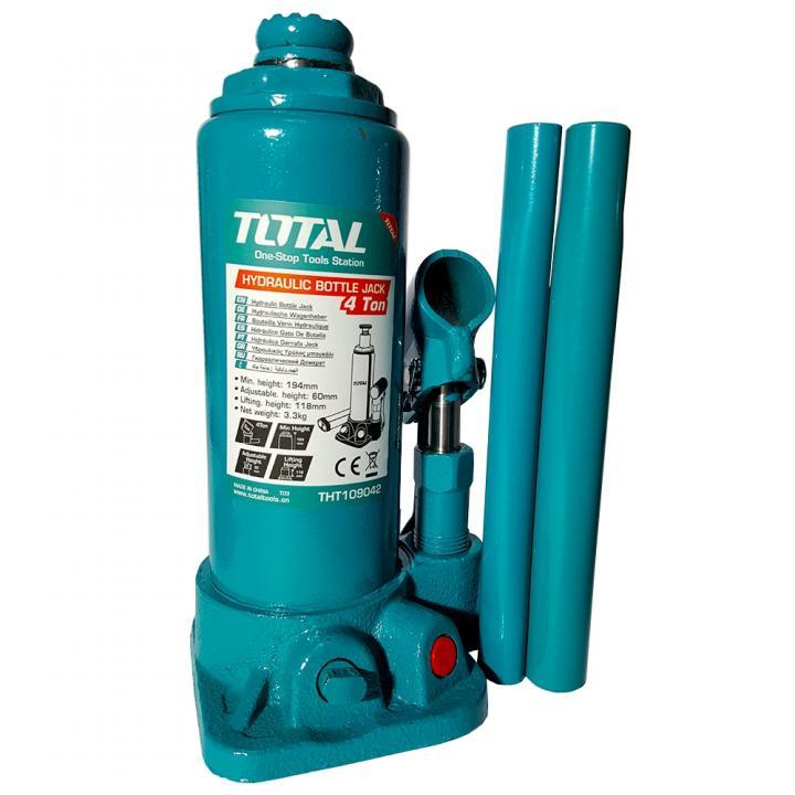 Cric hidraulic auto Total Tools industrial 4T