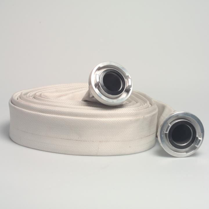Furtun plat pvc cu cuple Storz si exterior textil SF 51mm