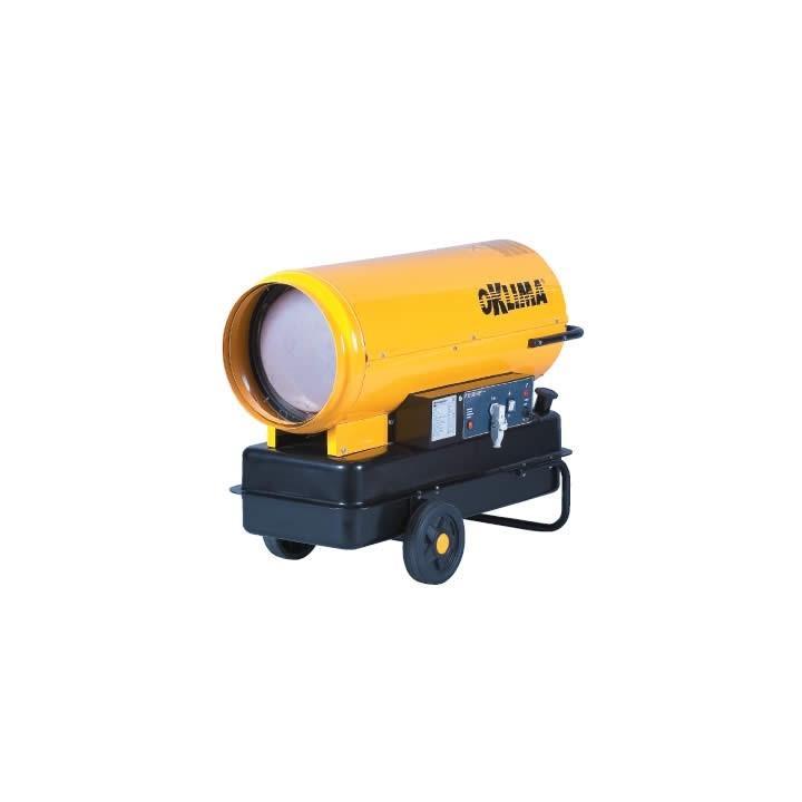 Generator aer cald diesel Oklima SD240