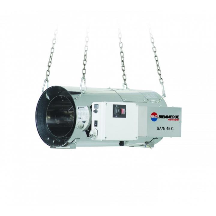 Generator de aer cald Biemmedue GA/N 45 C pe gaz