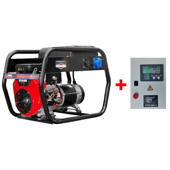 Generator de curent AGT EAG 8000 + automatizare