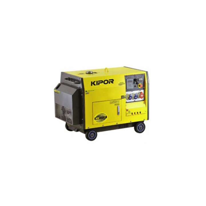 Generator insonorizat Kipor KDE12000TA