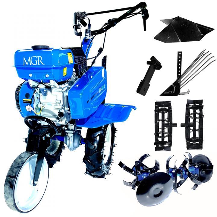 Motosapa MGR 210 + accesorii