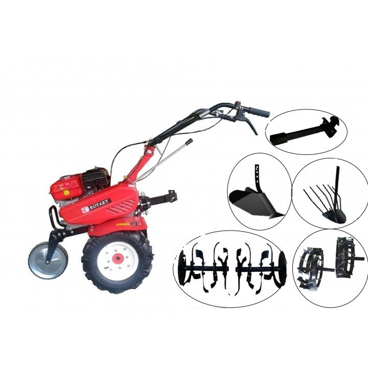 Motosapa Rotakt RO 500 + accesorii