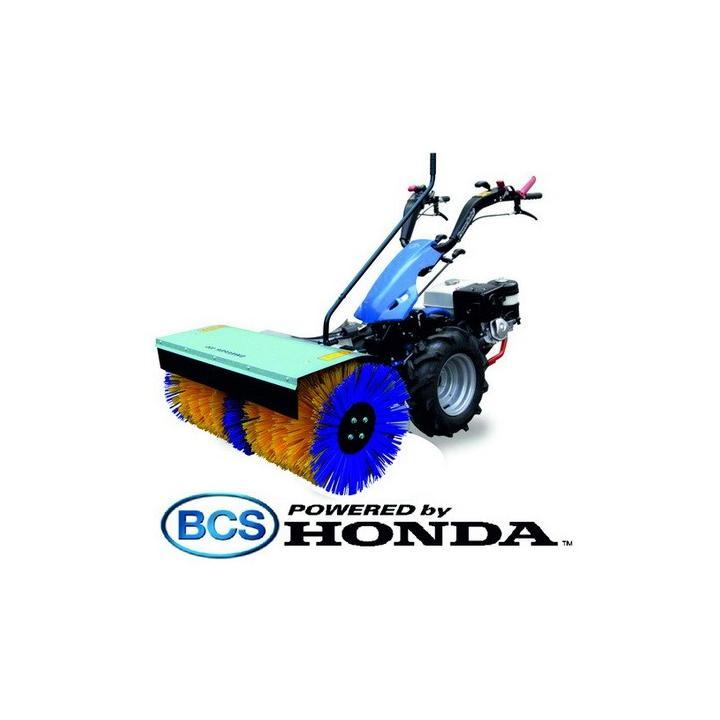Perie de zapada BCS 720 - cu motor Honda