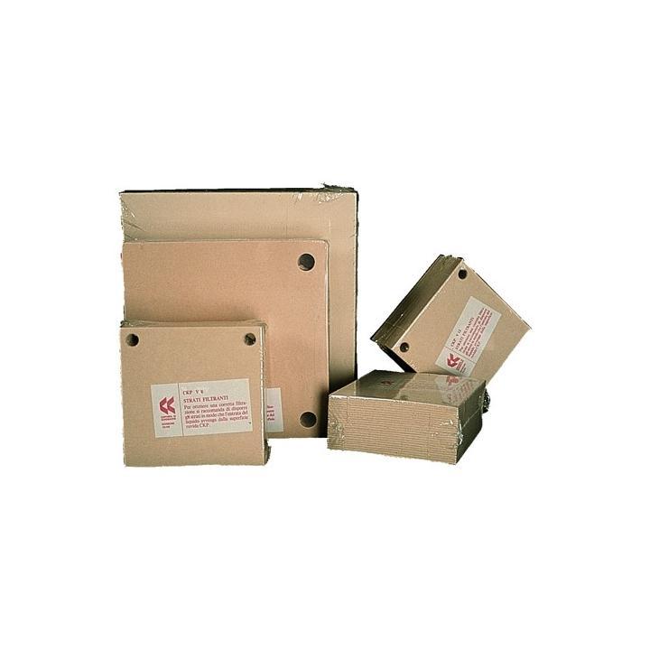 Placi filtrante CKP V4 20x20 cm 15 m, set 25 buc
