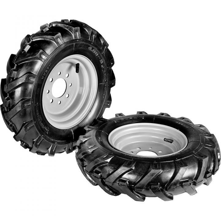 Roti pneumatice Grillo 5.00-12 ajustabile pentru G131