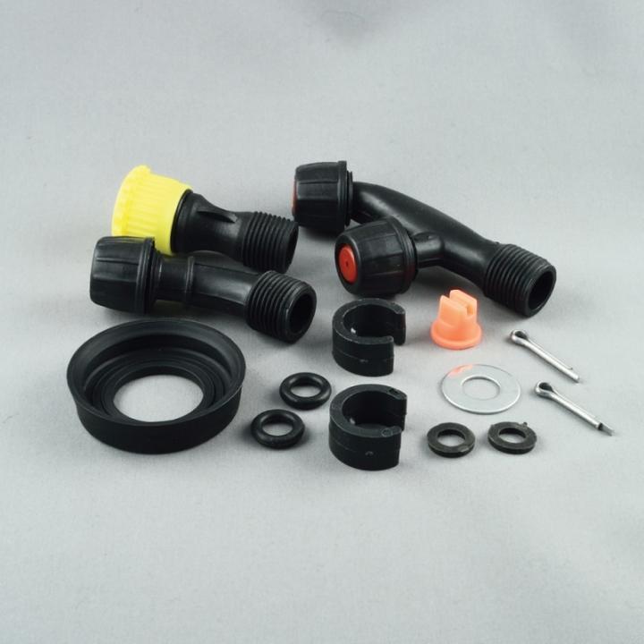 Set accesorii din plastic pentru pulverizator 16 litri