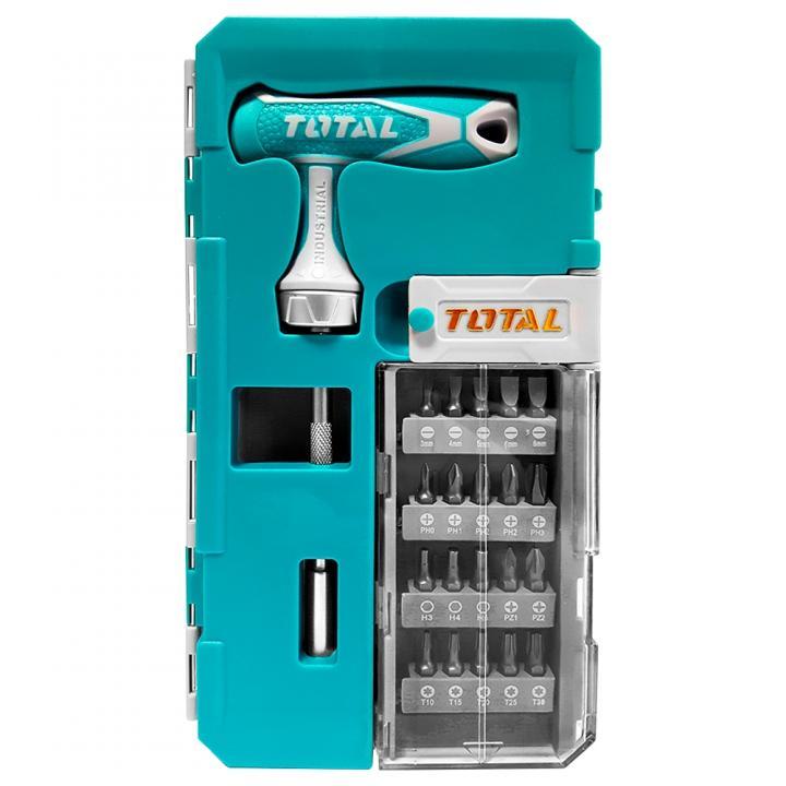 Surubelnita Total Tools 25 de piese