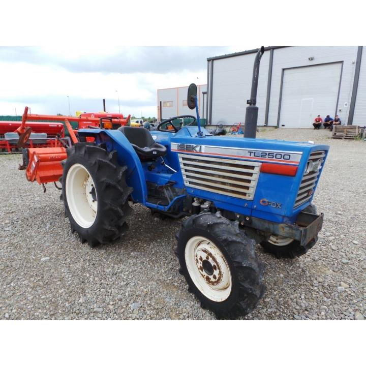 Tractor Iseki TL 2500F, 25 CP second hand