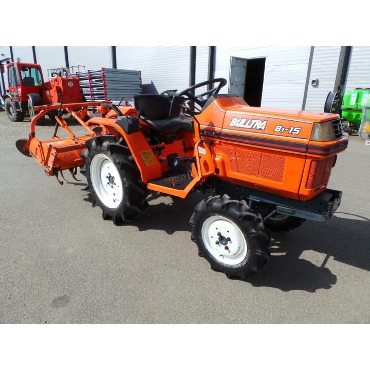 Tractor Kubota B1-15, 15 CP, second hand