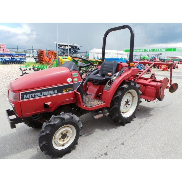 Tractor Mitsubishi MT 165 DT, 16 CP, second hand