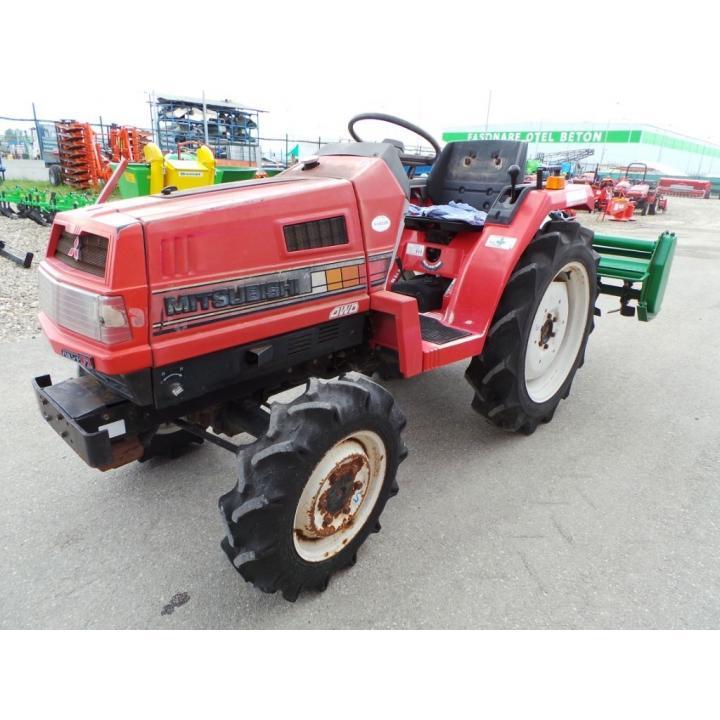 Tractor Mitsubishi MT 20, second hand