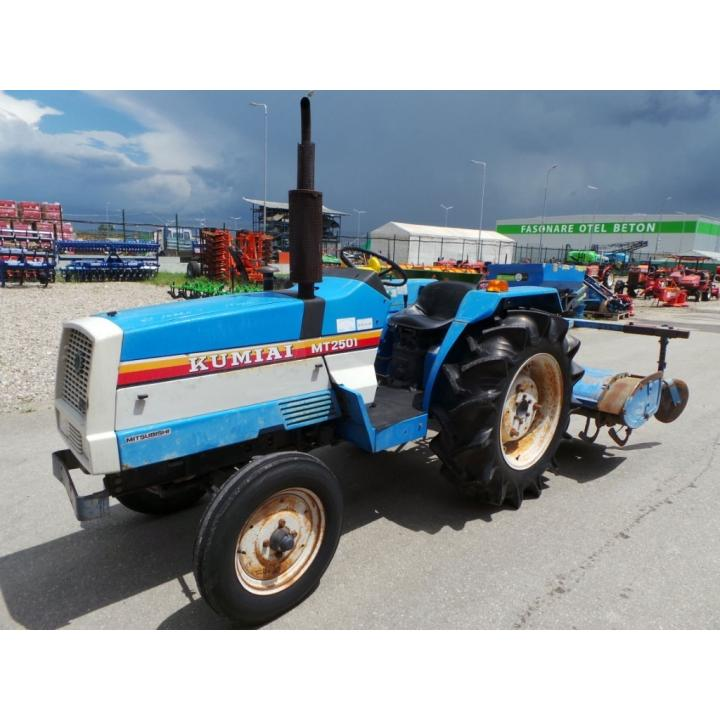 Tractor Mitsubishi MT 2501 S, 25 CP, second hand