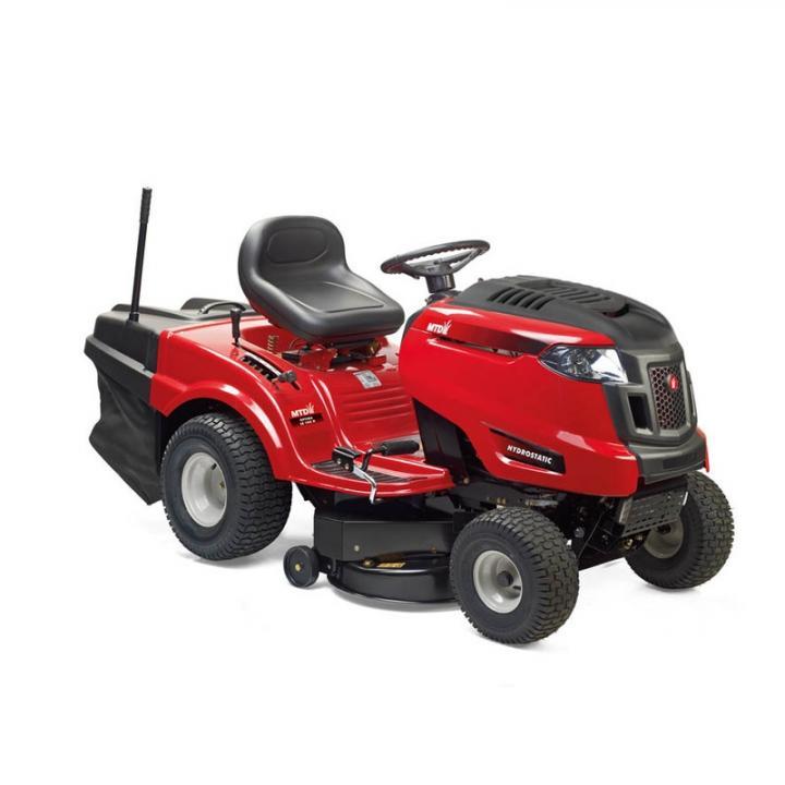 Tractoras de tuns gazon MTD Optima LE 145 H 92 cm