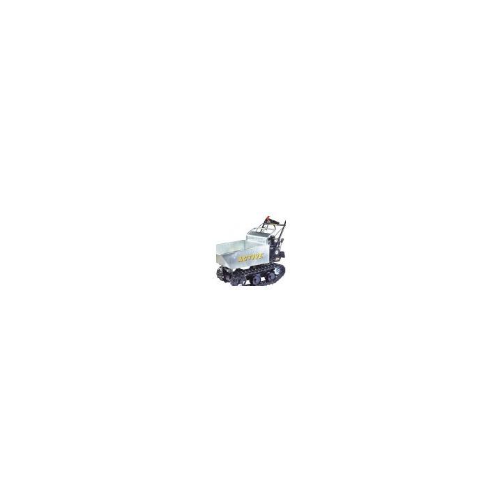 Transportor senilat manual cu platforma fixa Profesional