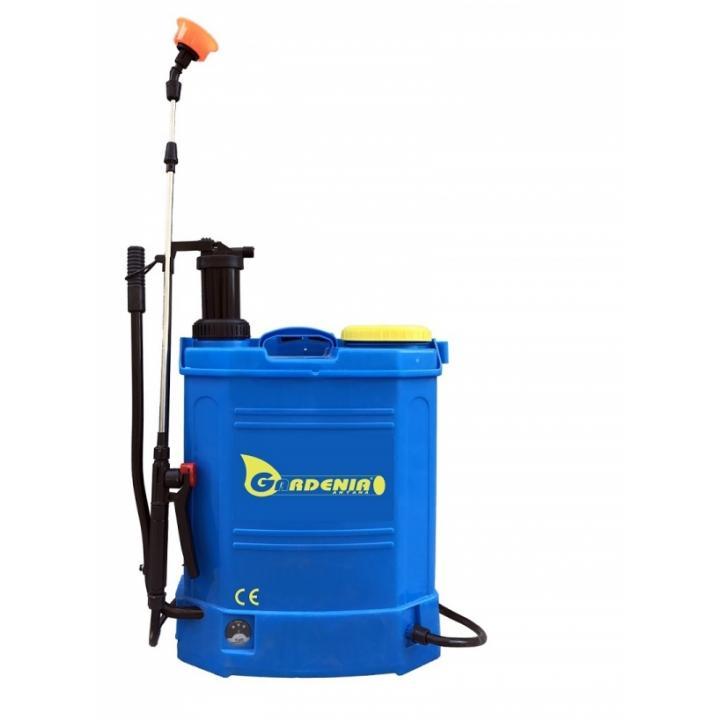 Vermorel electric cu acumulator, pompa de stropit electrica