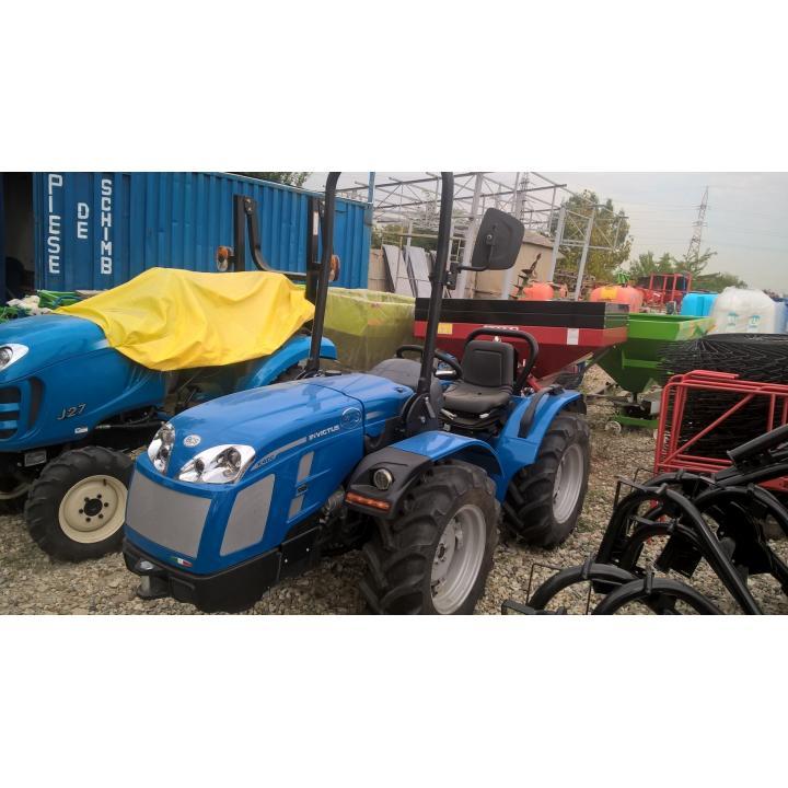 Tractor BCS Invictus K400 RS - roti vibratoare - 35 CP