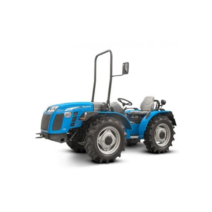 Tractor BCS Valiant V650 AR articulat - 58 cp