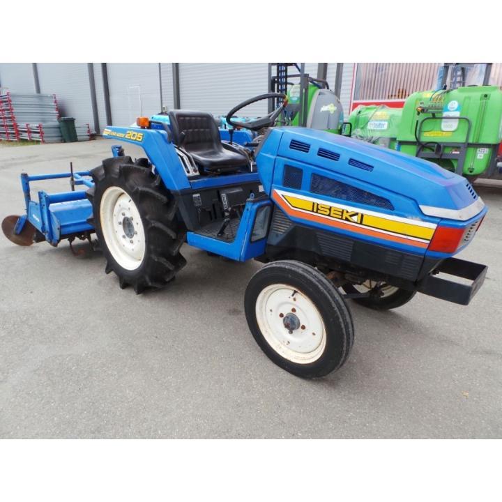 Tractor Iseki Landhope 205, 20 CP, second hand