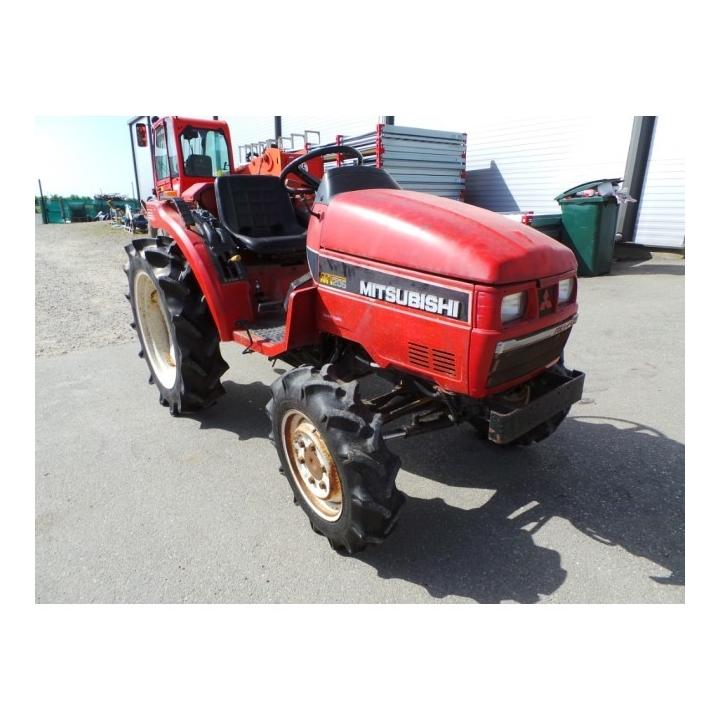 Tractor Mitsubishi MT 205 DT, 20 CP, second hand