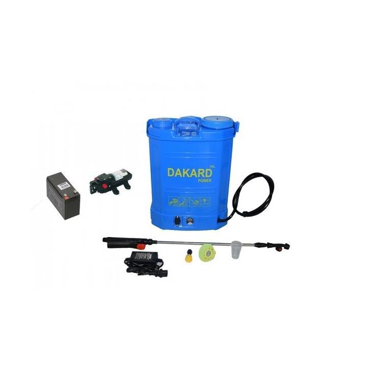 Vermorel electric DKD 16 litri
